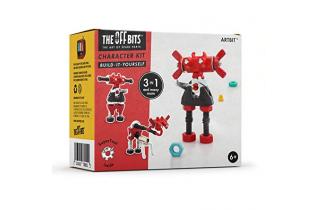 boite Artbit - Offbits - medium 3 en 1 - Kit de Personnages