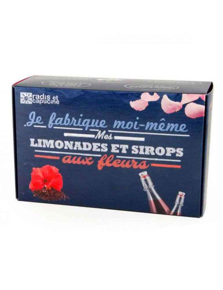 Kit fabrication limonades et sirops - Radis et Capucine