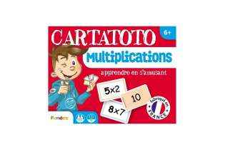 Face boite Cartatoto multiplication