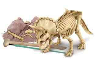 Triceratops - 4M - KidzLabs - Deterre ton Dino - Jouet Scientifique