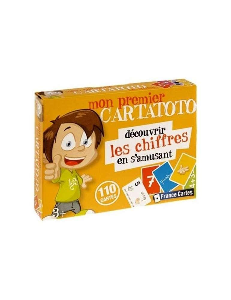 Cartatoto Chiffres - Découvrir les Chiffres en S'Amusant - Fundels