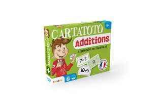 Cartatoto Au Tableau Grand Coffret - Jeux Éducatifs