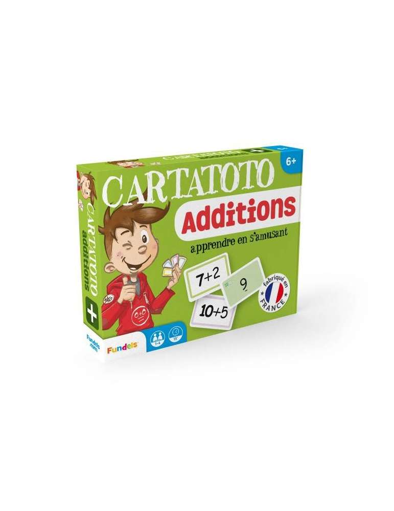 Cartatoto Additions - Apprendre en S'Amusant