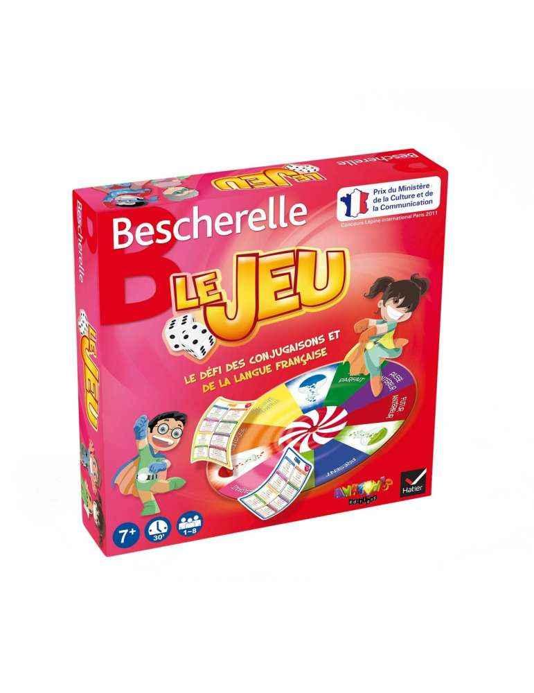 Bescherelle Le Jeu - Conjugaison et Langue Française
