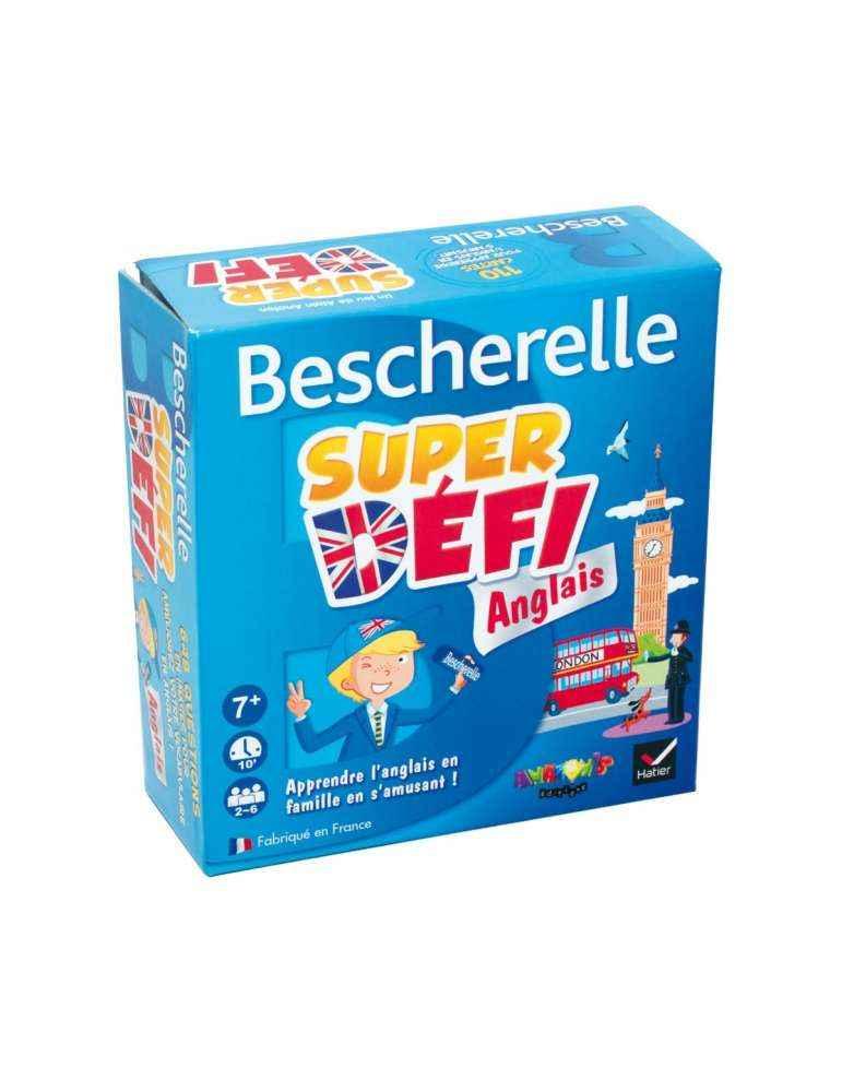 Super Défi Bescherelle Anglais - Hatier