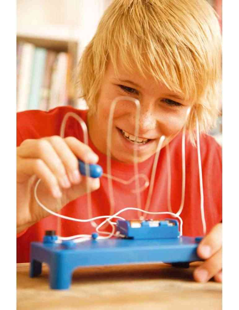 Fil Électrique Sonore - 4M - DIY - Kidzlabs - Jouet Scientifique