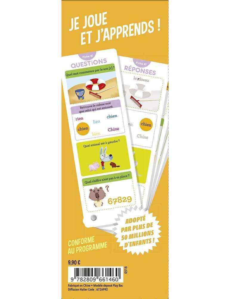 Les Incollables Maternelle Grande Section - Tout Le Programme - Playbac