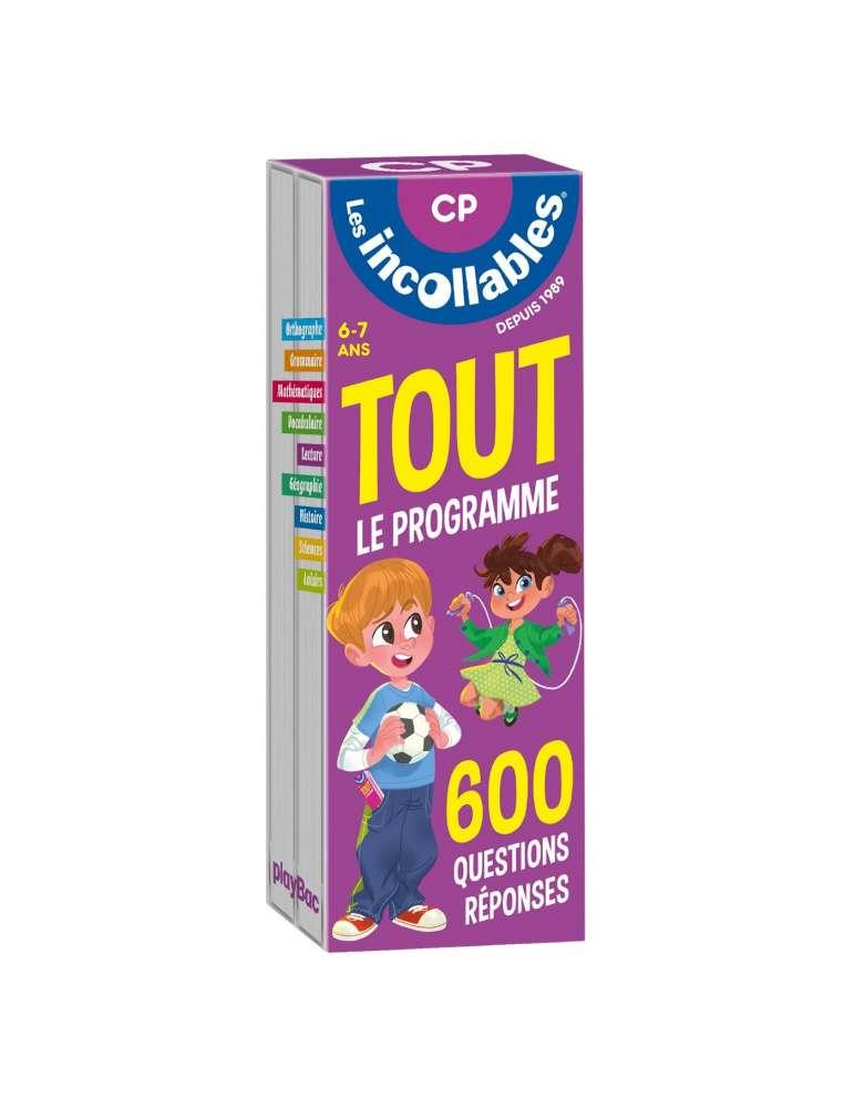 Boite Les Incollables CP - Tout Le Programme - Playbac