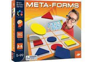 Meta Forms 2nd Édition - FoxMind - Asmodée - Jeu de Logique