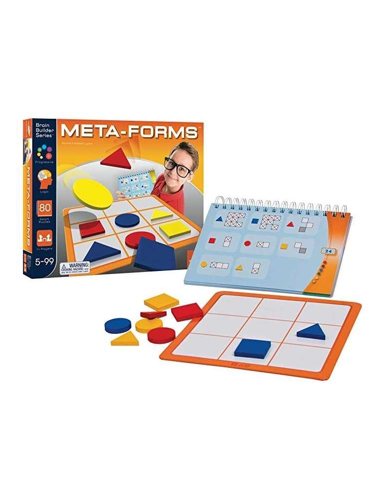 MetaForms 2nd Édition - FoxMind - Asmodée - Jeu de Logique