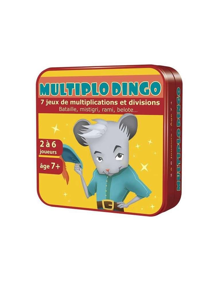 Multiplo Dingo - Dida Cool - Jeu Éducatif de Mathématique - Apprendre à Compter