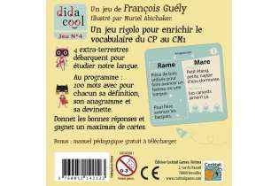 Vocadingo CP CM1 - Dida Cool - Jeu Éducatif de Français