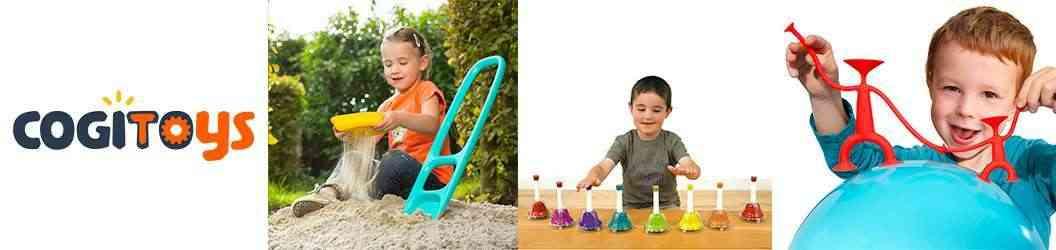 Sélection de jeux et jouets intelligents pour les enfants de 5 à 6 ans chez CogiToys.fr